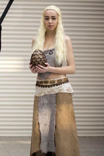 25+ best ideas about Khaleesi halloween costume on ...  25+ best ideas ...
