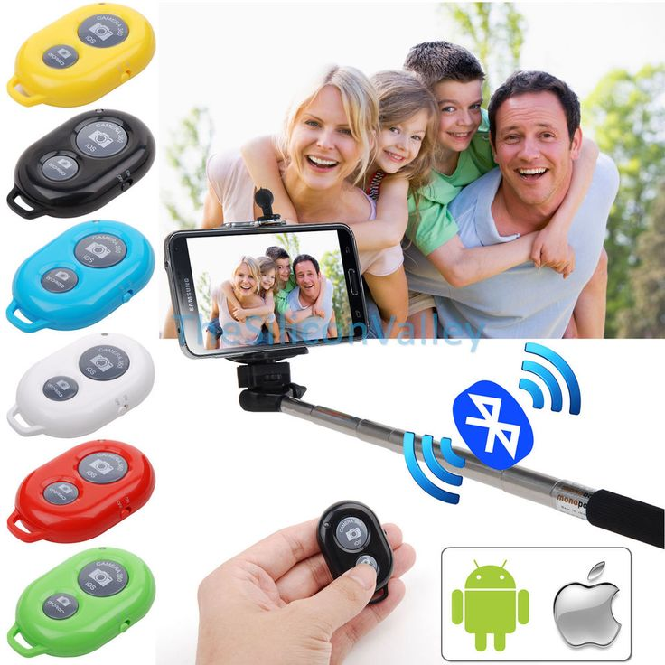 bluetooth shutter extendable handheld selfie stick monopod for iphone 6 6s pl. Black Bedroom Furniture Sets. Home Design Ideas