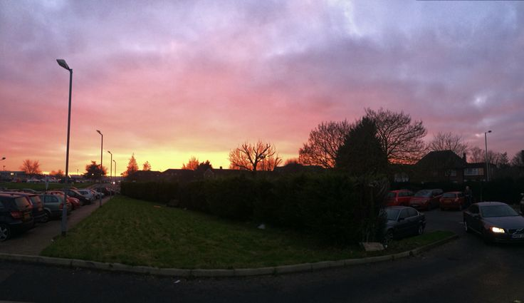 #panorama #pano #sunset #walk #photography