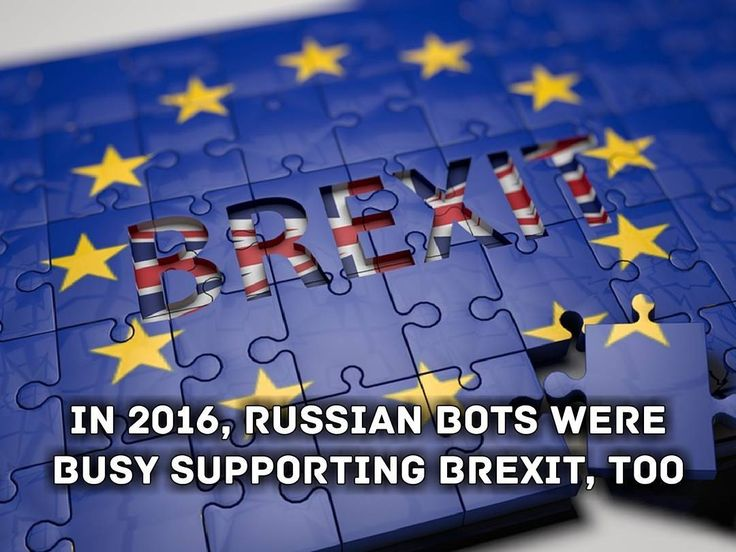 "#tech #technology #news #breakingnewshttps://goo.gl/LE13yq -------------------------------------------------------------------------------- ""Russians agents sure do seem to love Twitter. Before and after the Brexit vote in June 2016 more than 156000 bots and troll accounts that had Russian registered as their language were posting in English in support of the British departure from the European Union. According theNew York Times'report on a new study those accounts tweeted about Brexit 45000…"