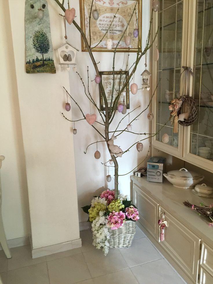 Il mio albero di Pasqua