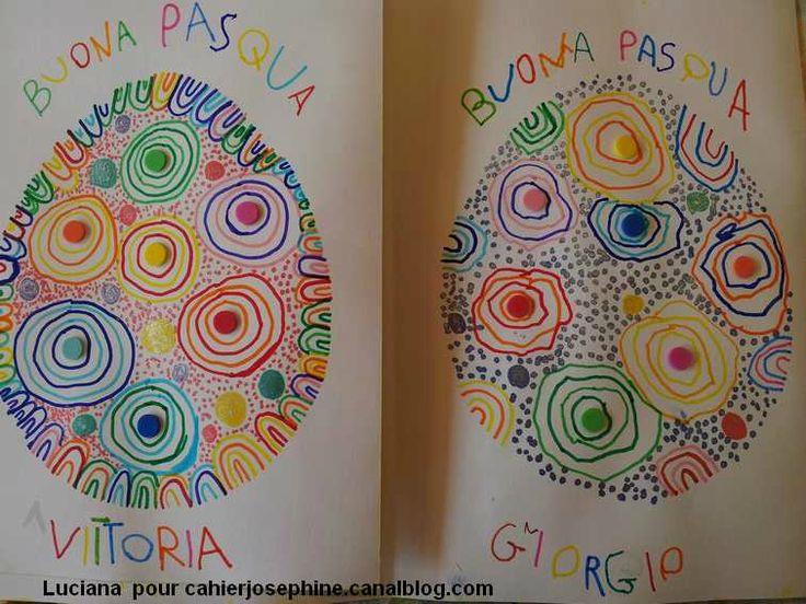 Activités : graphisme - maternelle Ponts endroits, spirales, cercles, voire plus..