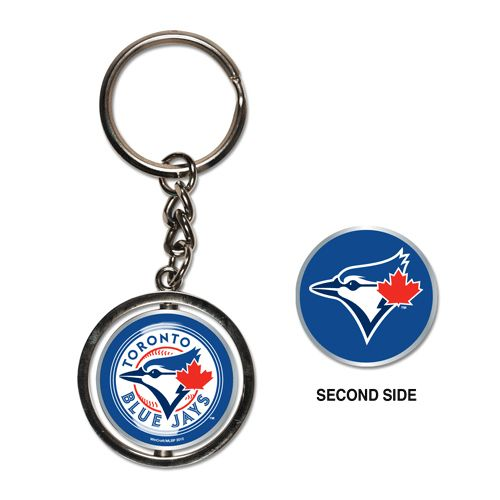 Toronto Blue Jays Spinner Keychain - Sunset Key Chains