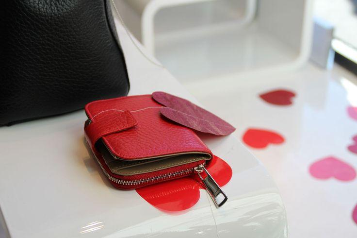 #SanValentino #LeABoutique #Milano #red #rosso #amore #cuore #cuori #fashion