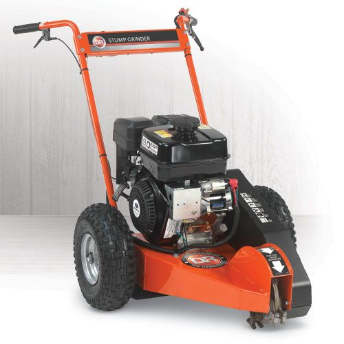 Home Depot Stump Grinder Hp