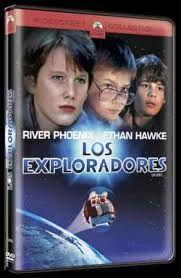 Los exploradores DVD