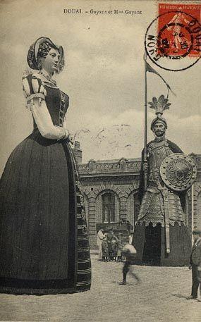 Gayant et Mme Gayant