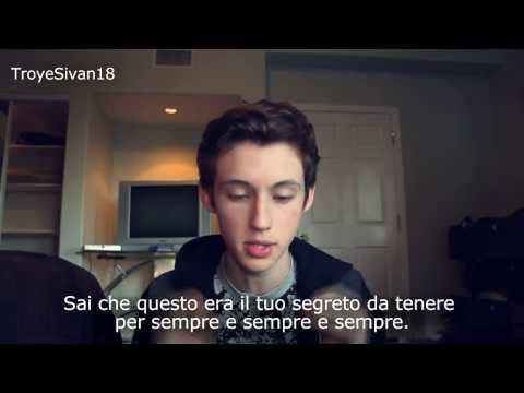 [video] Troye e il suo coming out su YouTube –