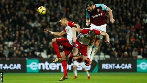 West Ham boss David Moyes said he had sympathy for West Brom counterpart Alan Pardew over the scheduling of matches after the Hammers came from behind to snatch a dramatic victory over the Baggies. www.18onlinegame.com