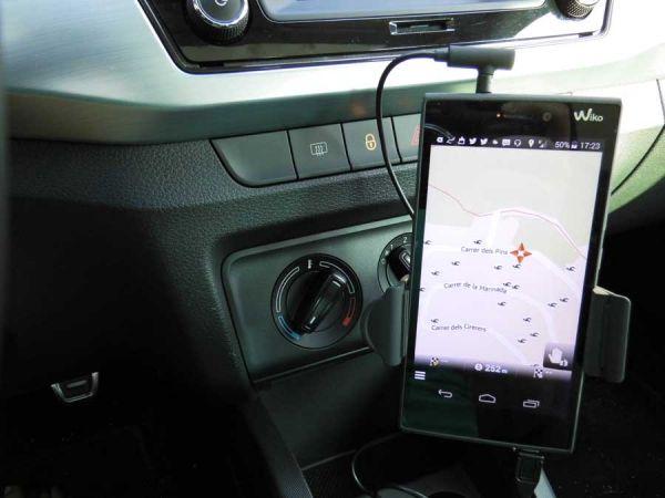 Test de Producto: Soporte #móvil #Bluetooth para #Coche #Olixar RoadTune