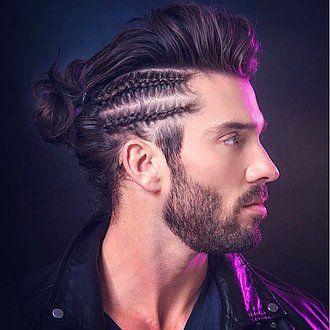 conoce la ltima moda en peinados para hombres las trenzas