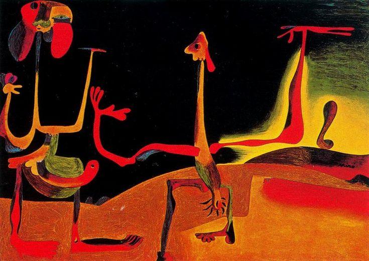 History of Art: Joan Miro