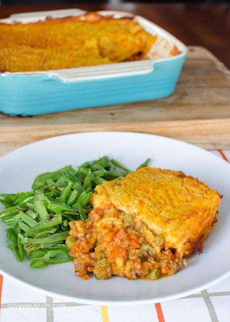 Shepherds Pie | Slimming Eats - Slimming World Recipes
