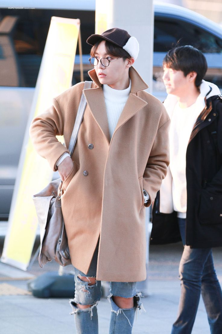 Jhope Airport Fashion Bts Bangtan Pinterest Airport