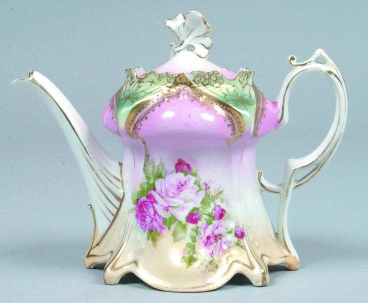 RS Prussia Tea Pot