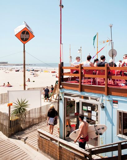 GQ's Europe Travel Guide - August 2012: Travel Features: GQ, Porto, Portugal - Now the city itself is the draw: resurgent neighborhoods, packed and port-soaked bars, blocks of galleries and multifangled arts/retail spaces. #summerinportugal