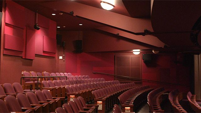 The Dolby Theater - Surround Speakers | Home Theater | Pinterest