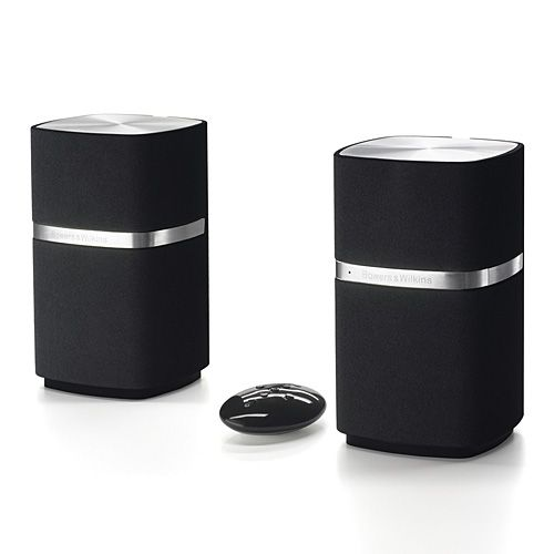 Bowers & Wilkins - great PC speakers. Amazing sound...