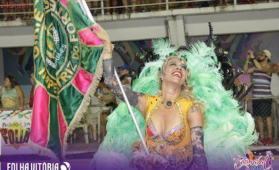 Barreiros e Imperatriz do Forte ensaiam no Sambão do Povo nesta sexta-feira