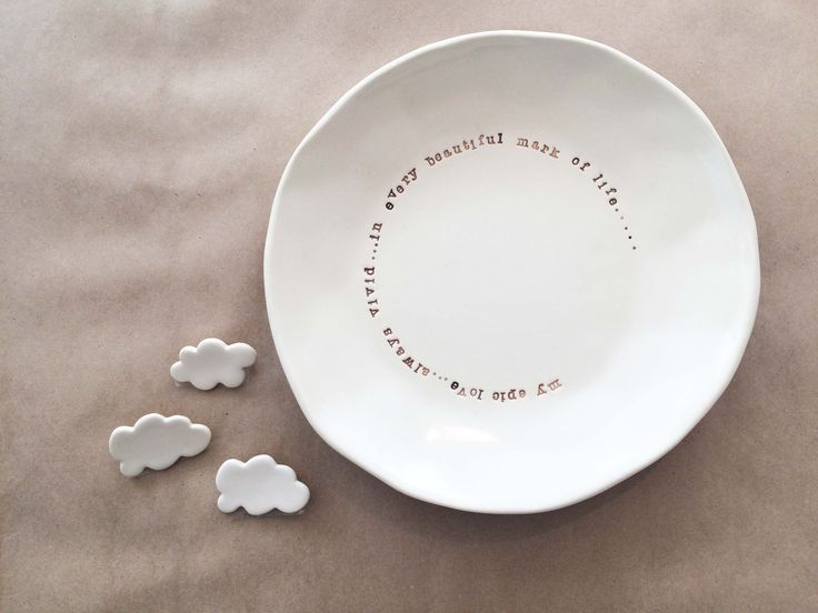 Kylie Johnson's beautiful ceramics are a must have in every home // Support local and buy art made in sunny Brisbane //