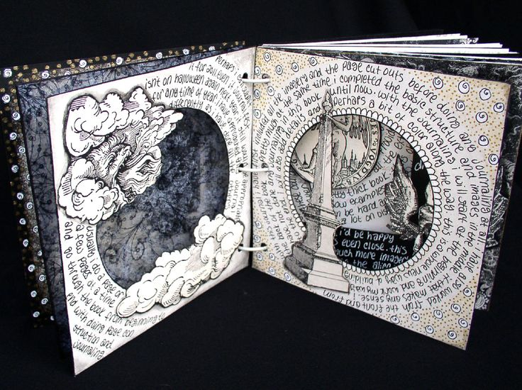 tunnel books - Google Search