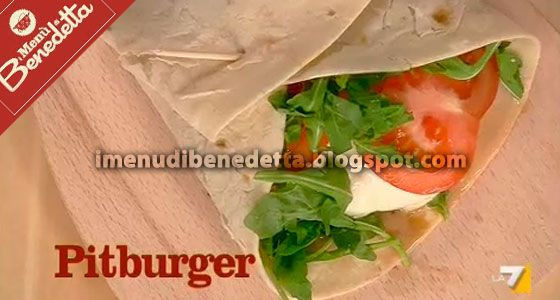 I Menu di Benedetta   Molto Bene: Pitburger