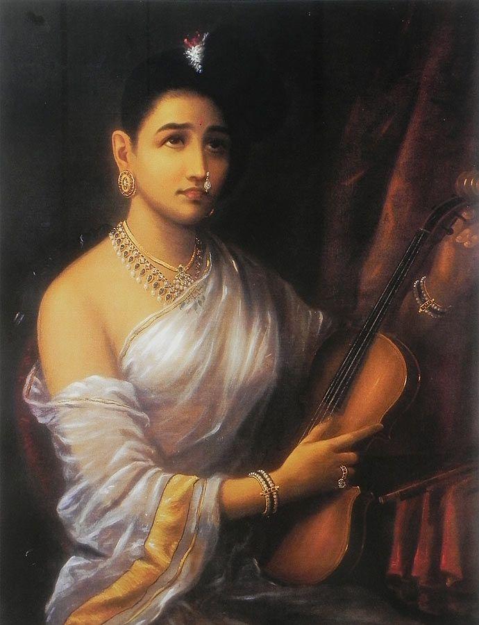 history of art Shakuntala by Raja Ravi Varma - Mrinmoy Barua |Raja Ravi Varma Shakuntala