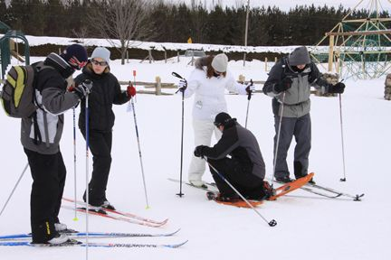 how to get into cross country skiing