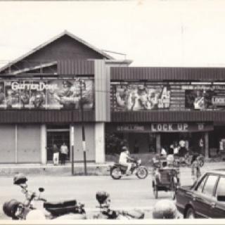 Nusantara Theatre Purwokerto Central Java