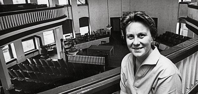10 Unexpected Facts from the New Harper Lee Biography - BOOK RIOT HA HA!
