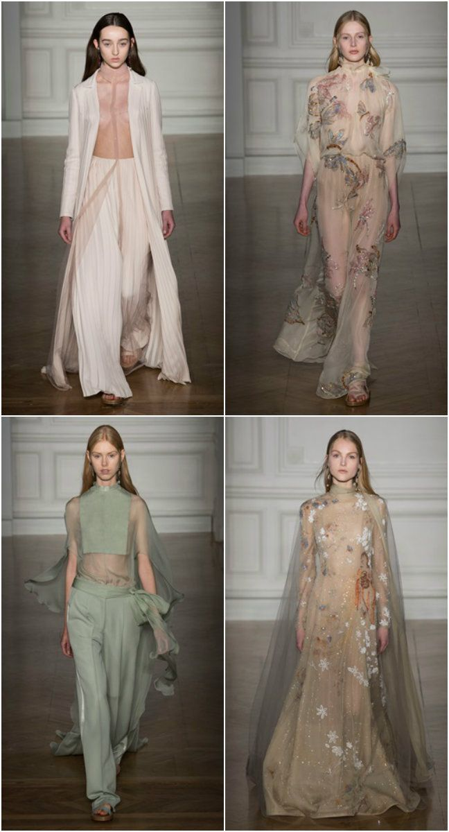 S in Fashion Avenue: SS 2017 FASHION TRENDS: See Through