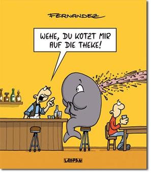 cartoons und comics von miguel fernandez