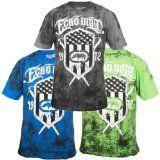 Ecko Unltd. Grunge Shield Mens MMA T-Shirt  - http://forthatgeek.com/clothing-accessories/ecko-unltd-grunge-shield-mens-mma-t-shirt/
