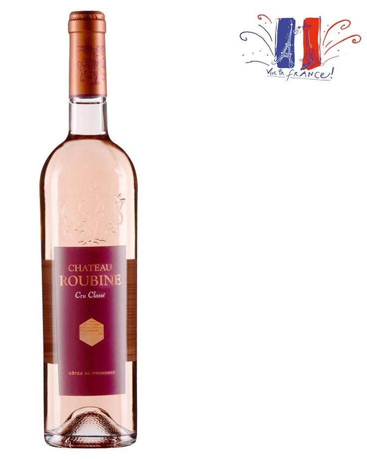 """Classificado como """"Cru Classé"""" em 1953, o Château Roubine é um dos mais antigos da França. Conhecido desde o século XIV, a história da vinha pode ser observada no brasão que traz o Dragão, símbolo da cidade de Draguignan e o Leão representando a cidade de Lorgues, ambos protegidos pelos raios de sol de Provence. Valérie Rousselle-Riboud e sua equipe tem na natureza sua melhor aliada para produzir vinhos premium, de reputação mundial.Sobre o Château Roubine Cru Classé Rosé - Conteúdo:750…"""