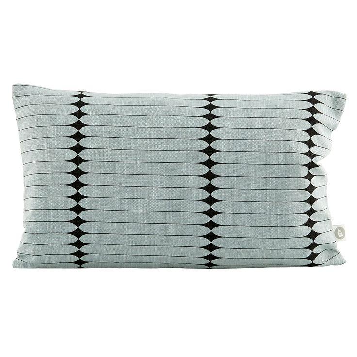 Graphic tyynynpäällinen, harmaa – House Doctor – Osta kalusteita verkossa osoitteessa ROOM21.fi