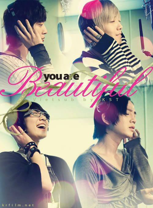 """You Are Beautiful"" 2009 <3 I love this drama!!! :)"