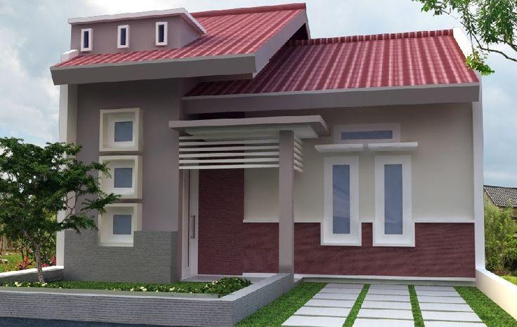 Model Rumah Minimalis Modern 1 Lantai Terbaru