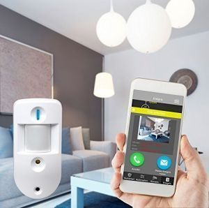 Smart Home Gerate Blaupunkt Smart Home Security Visual Monitoring