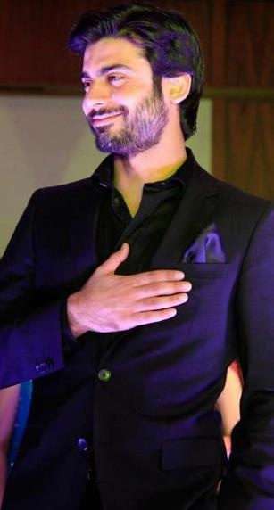 Fawad Khan.....