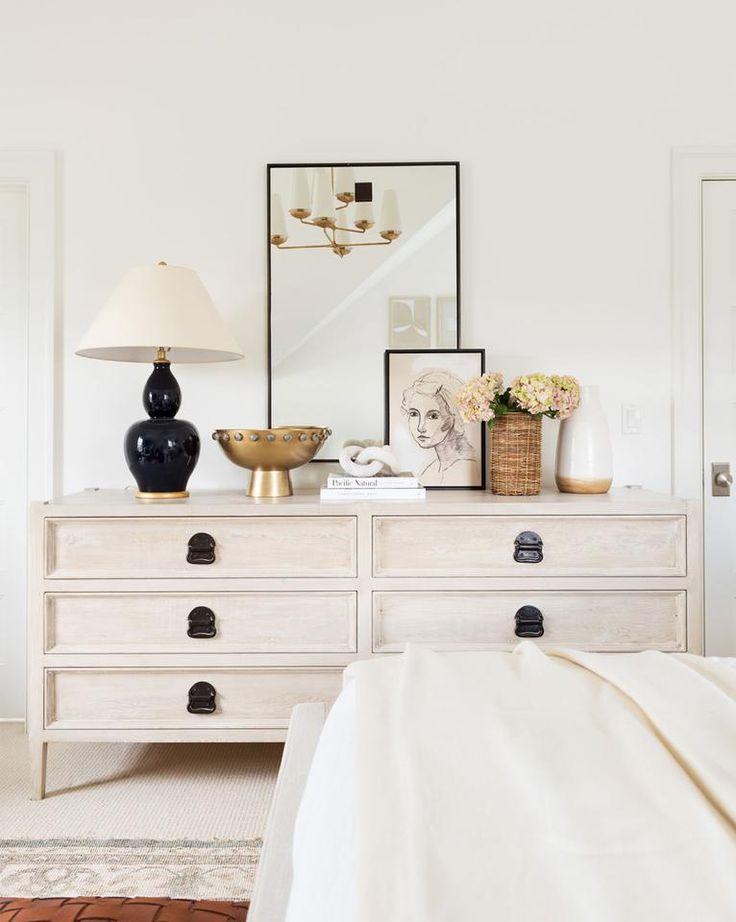 Lazlo 6-Drawer Dresser – Gray Wash Wax