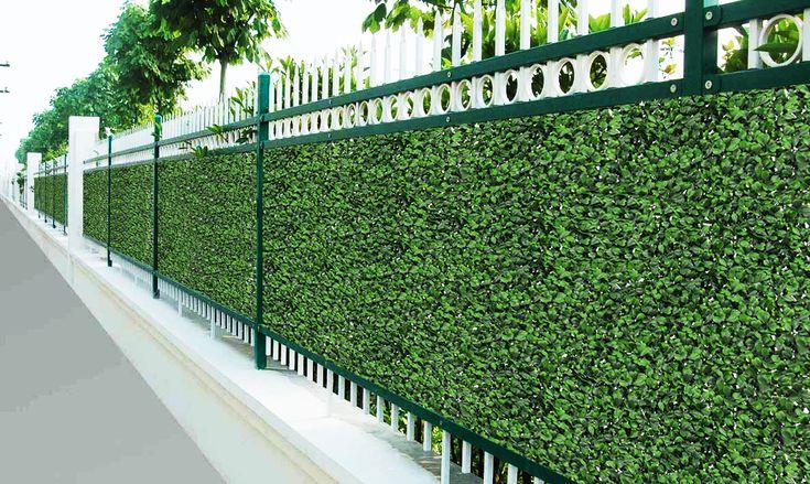Artificial Green Walls Outdoor Fake Boxwood Walls