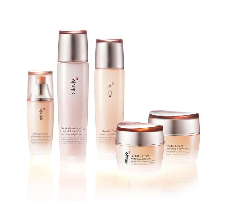 Allvit Revital Skin Care   Skin-care line   Beitragsdetails   iF ONLINE EXHIBITION