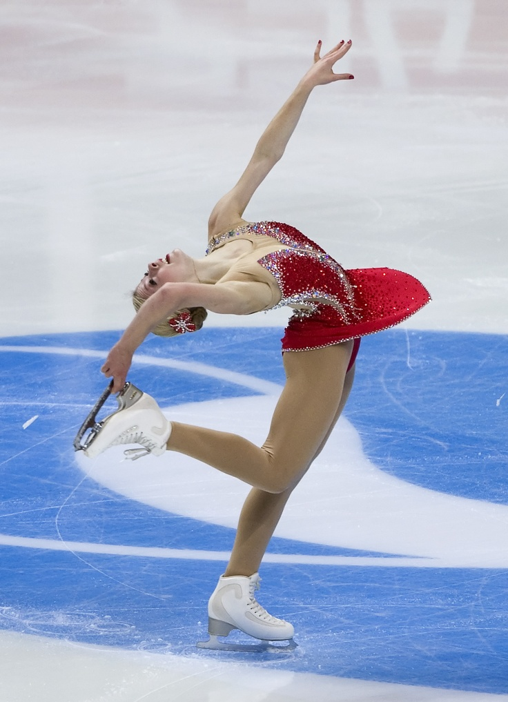 Gracie Gold - US. Rostelecom Cup 2012