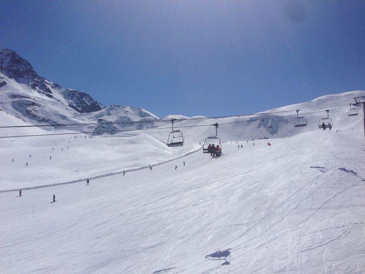 Arcabulles Les arcs 2000 ski