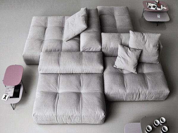 Pixel Sofa Leather Sectional Sofas Modern Sofa Living Room