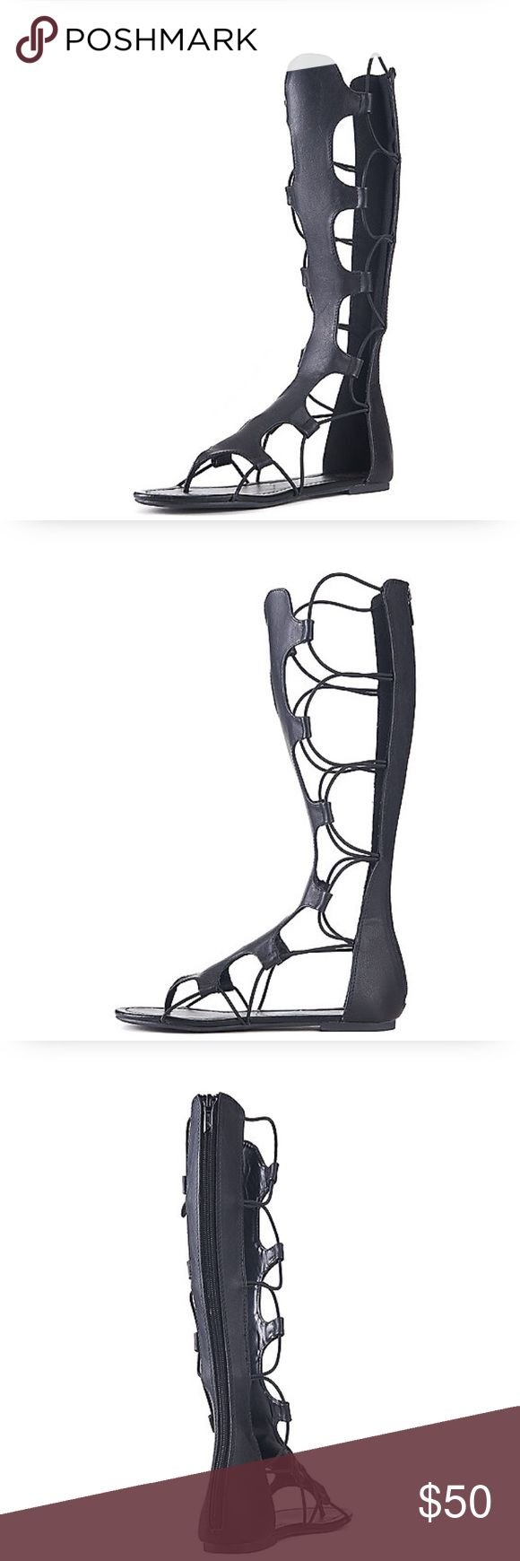 🎈COMING SOON🎈Woman's Gladiator Sandals NWT---RUNS HALF SIZE SMALLER Shoes Sandals