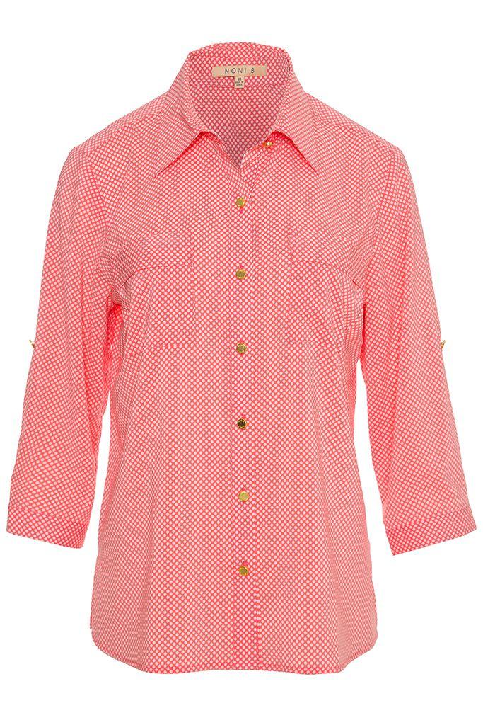 Noni B   Shaylee Star Spot Shirt