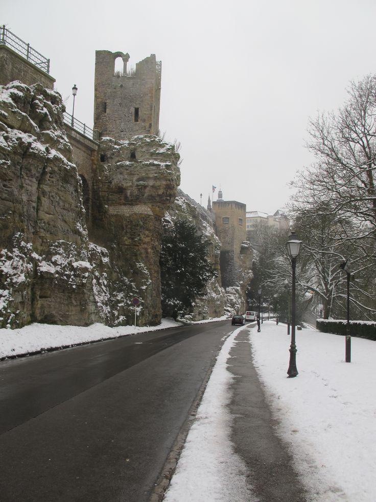 Luksemburg 2012 r.