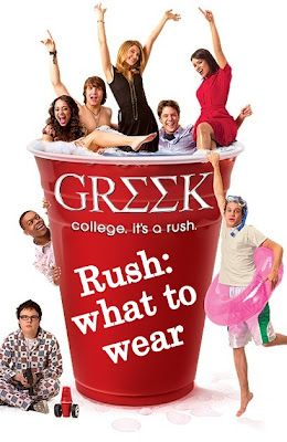 Rush week outfits
