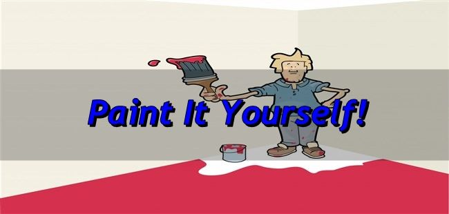 How Can I Paint My Home Without Help? - http://www.myhometricks.com/how-can-i-paint-my-home-without-help/ - #Doityourself The first stage of the decorating process is important to the production of a top-quality finish, but it is often perceived as the most tedious. Taking time to prepare a wall thoroughly before painting will ensure a good result. Getting Surfaces Ready Protecting surfaces that are not to be...